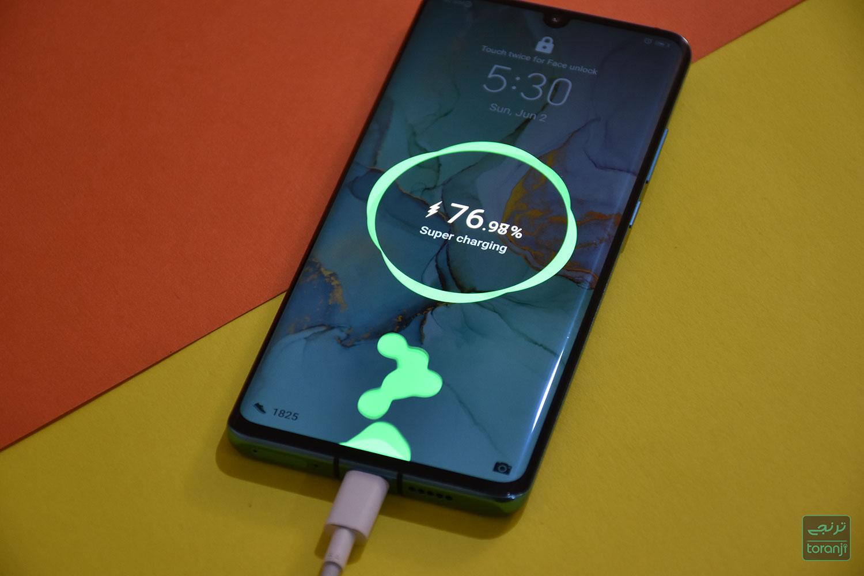 افزایش مصرف باتری گوشی هواوی P30 Pro بعد از آپدیت EMUI 11