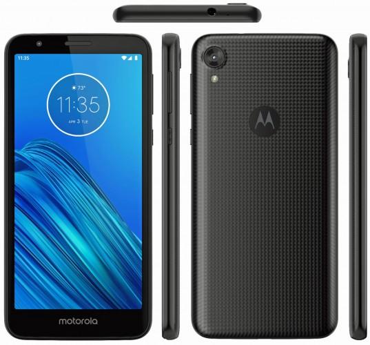 موتورولا موتو ای ۶ (Motorola Moto E6)