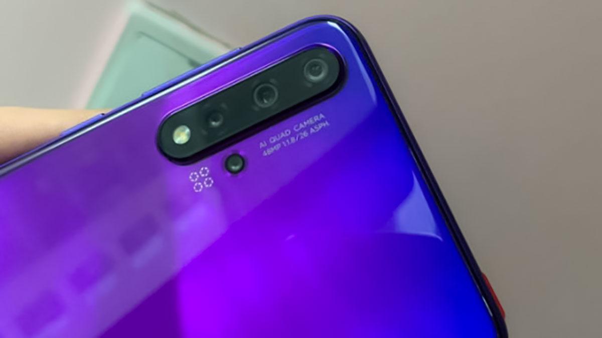 رنگ های خاص هواوی نوا ۵ (Huawei Nova 5) را پیش از معرفی ببینید