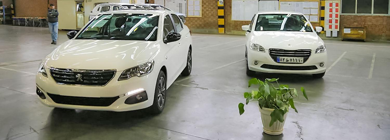 پژو ۳۰۱ ایران خودرو با تامین قطعه سازان داخلی تولید خواهد شد