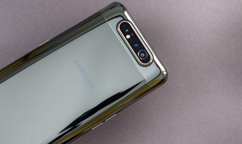 سامسونگ گلکسی ای ۹۰ (Galaxy A90) شاید از شبکه 5G و شارژر ۴۵ واتی پشتیبانی کند