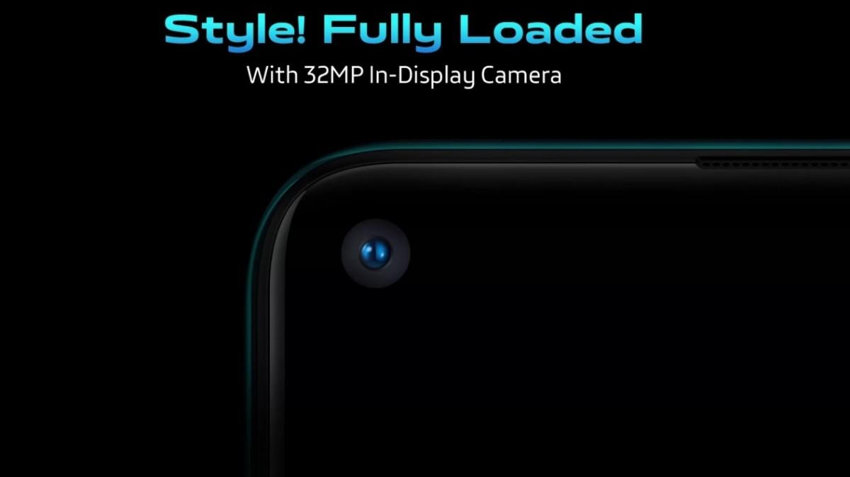 گوشی ویوو زد ۱ پرو با سوراخ نمایشگر و دوربین سلفی ۳۱ مگاپیکسلی ارایه خواهد شد