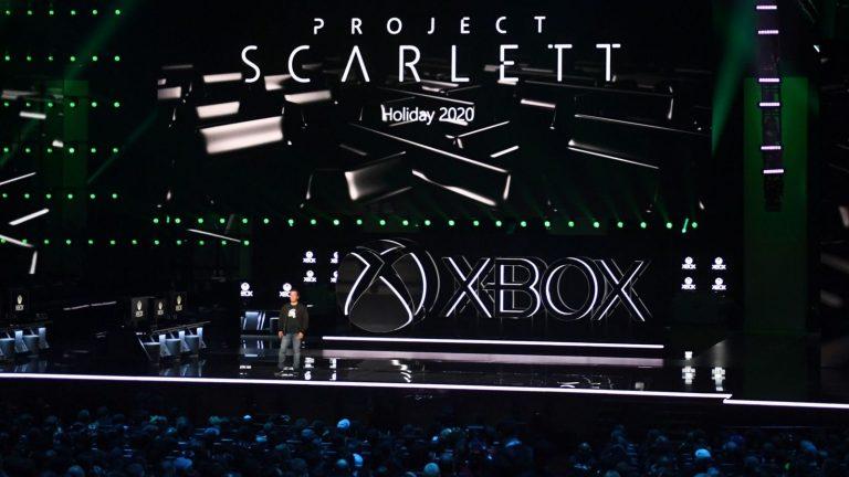 ایکس باکس اسکارلت (Xbox Scarlett)