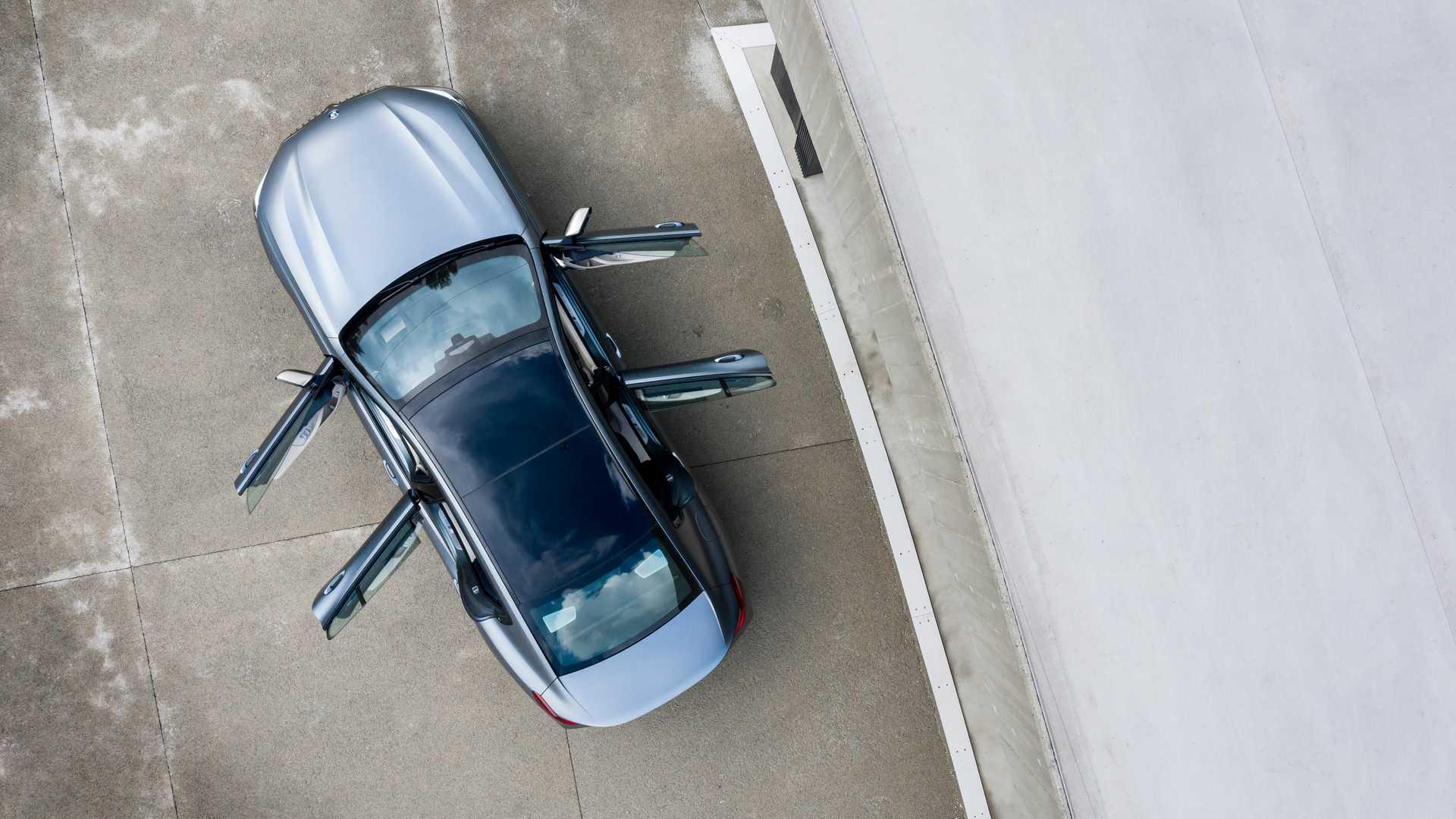 بی ام و سری ۸ گرن کوپه مدل ۲۰۲۰