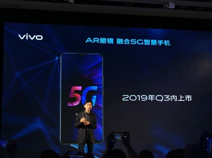گوشی ویوو iQOO 5G به همراه فناوری شارژر ۱۲۰ واتی و عینک واقعیت افزوده این شرکت رسما معرفی شد