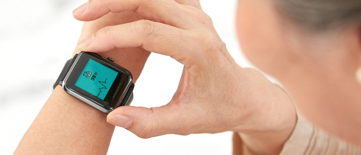 ساعت هوشمند شیائومی Amazfit Health Watch