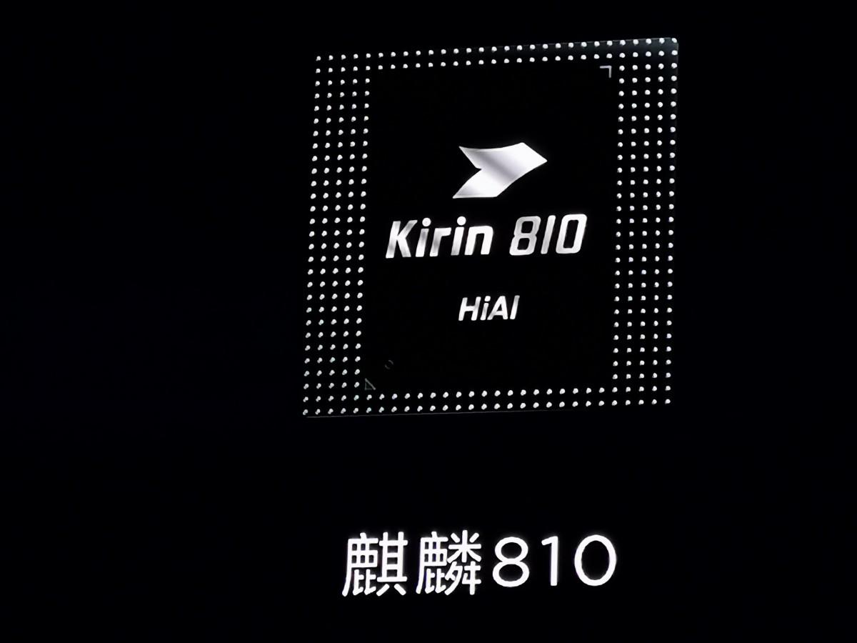 چیپست میان رده ۷ ناتومتری کایرین ۸۱۰ (Kirin 810) رسما معرفی شد