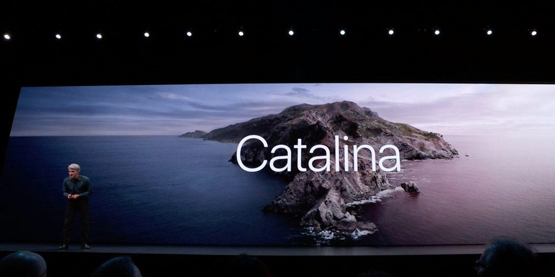 سیستم عامل macOS Catalina اپل رسما معرفی شد