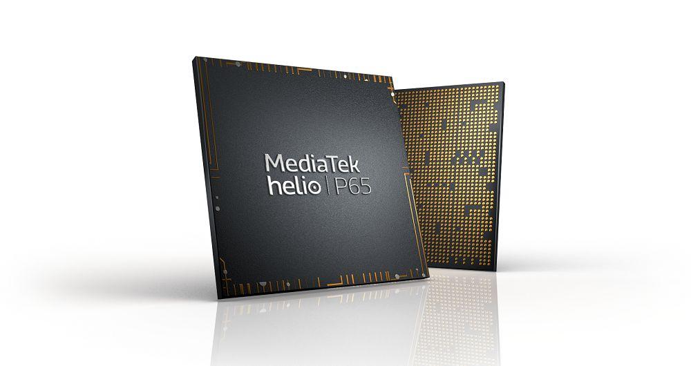 چیپست مدیاتک هلیو پی ۶۵ (Helio P65) با پشتیبانی از دوربین ۴۸ مگاپیکسلی معرفی شد