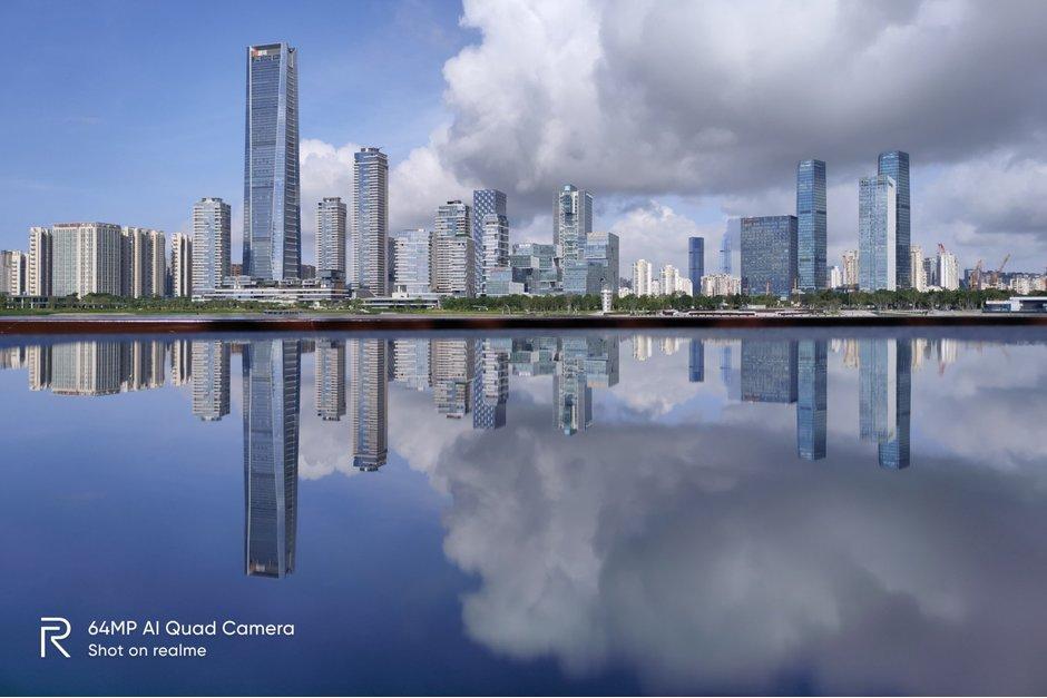 کیفیت دوربین ۶۴ مگاپیکسلی سامسونگ را روی گوشی Realme ببینید