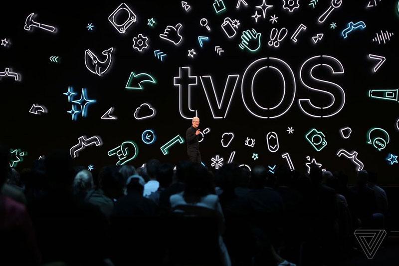 سیستم عامل tvOS جدید با هوم اسکرین جدید و ویژگی چندکاربره ارایه شد
