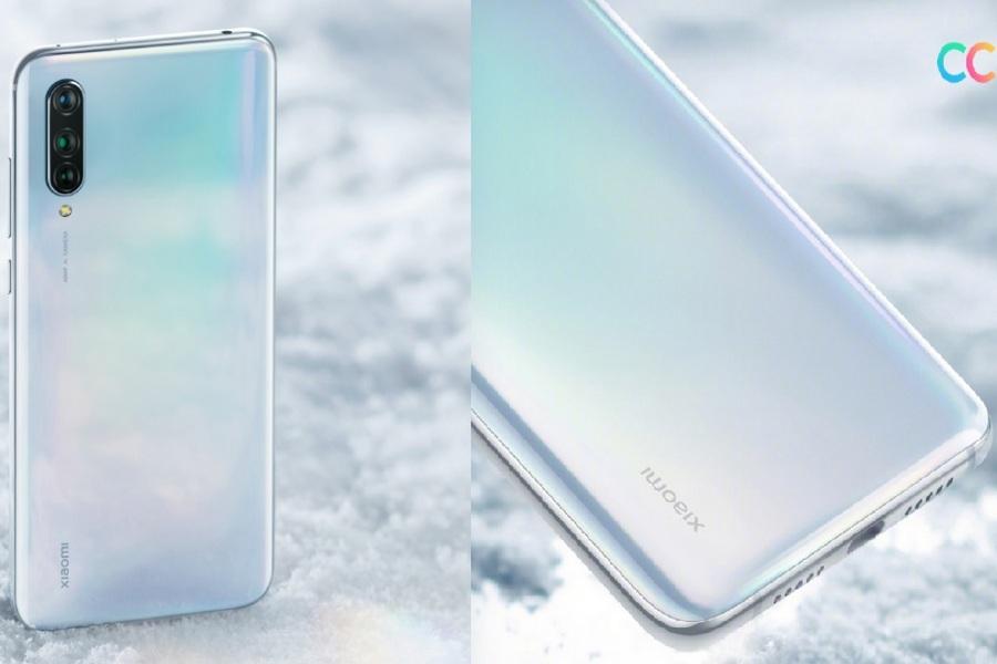 رنگ سفید شیائومی CC9 را به همراه جعبه آن پیش از معرفی رسمی ببینید