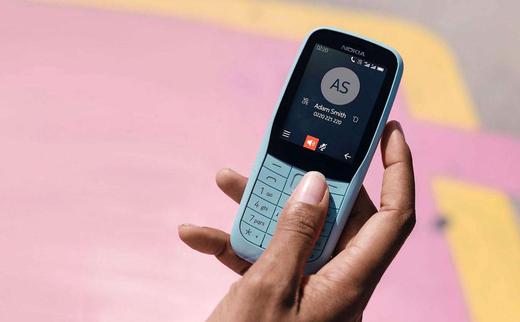 نوکیا ۲۲۰ با پشتیبانی از 4G و نوکیا ۱۰۵ مدل ۲۰۱۹ رسما معرفی شدند