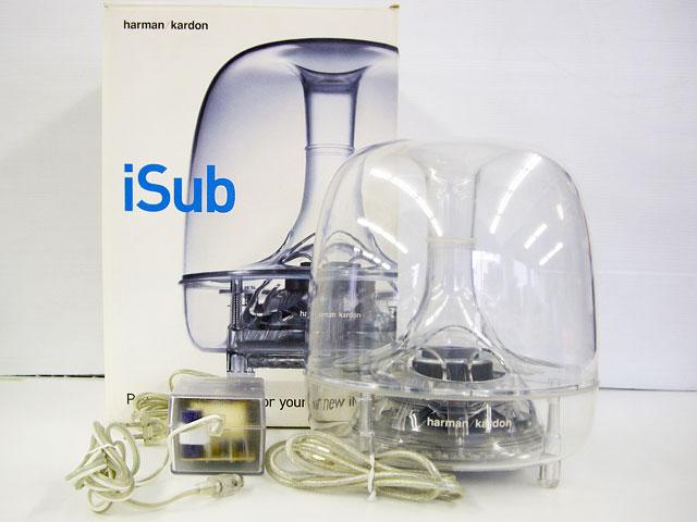 (Apple iSub speakers (2000