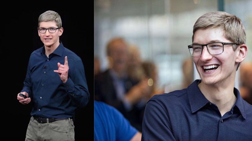 پیر کردن چهره با نرم افزار فیس اپ (Faceapp)