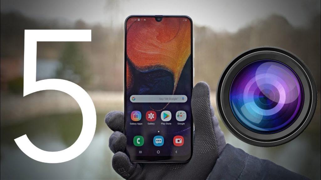 آپدیت جدید گلکسی ای ۵۰ (Galaxy A50)