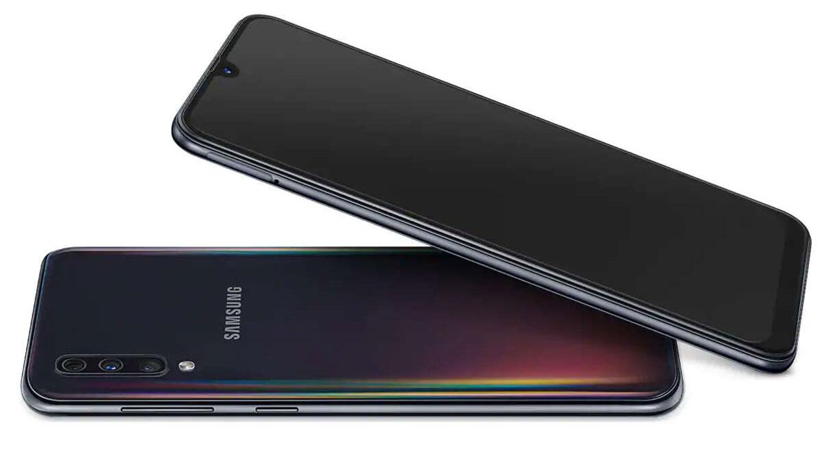 بنچمارک گلکسی ای ۵۰ اس (Galaxy A50s) در Antutu دیده شد: اگزینوس ۹۶۱۰