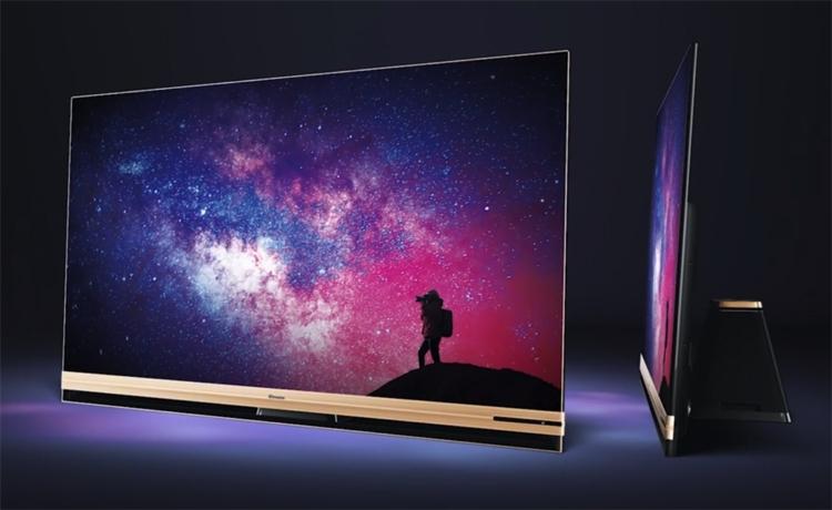تلویزیون هایسنس U9e با فناوری Dual Image