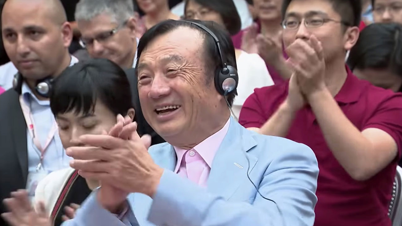 سیستم عامل هواوی هونگ منگ