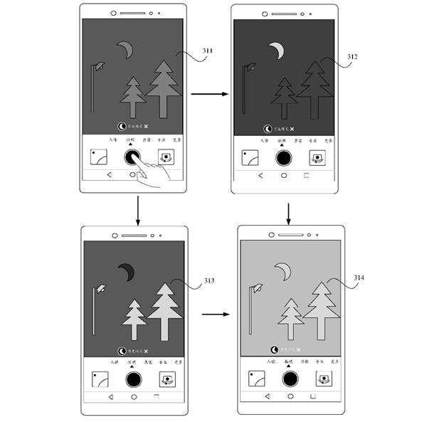 حق اختراع جدید هواوی برای عکاسی از ماه با دوربین موبایل