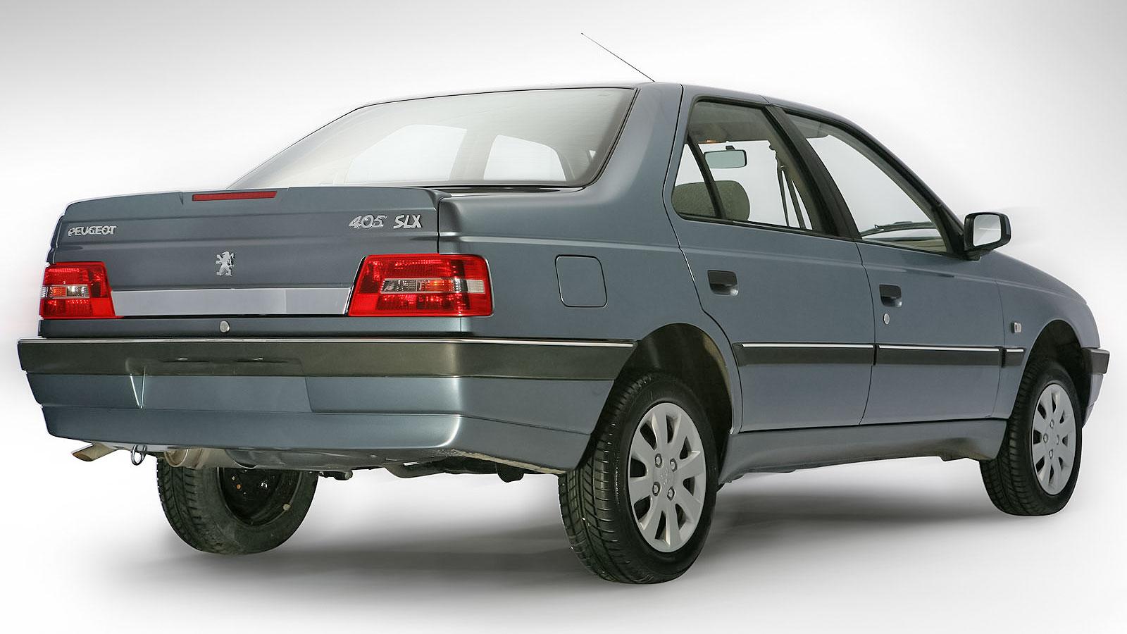 قیمت پژو ۴۰۵ SLX مرداد ۹۸ رسما توسط ایران خودرو اعلام شد