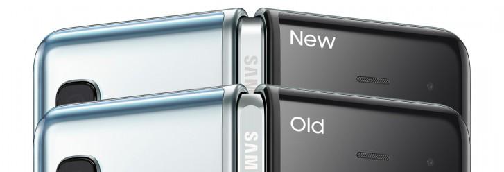 تغییرات طراحی گلکسی فولد جدید