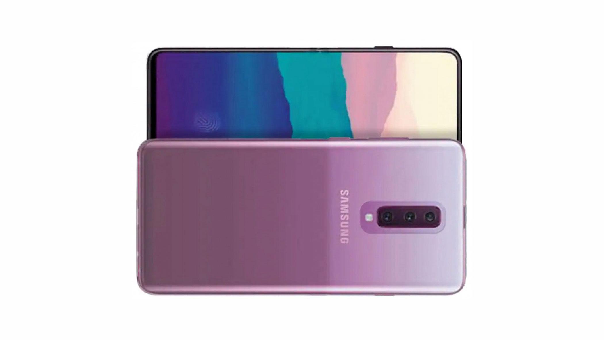 قاب گلکسی ای ۹۰ (Galaxy A90)