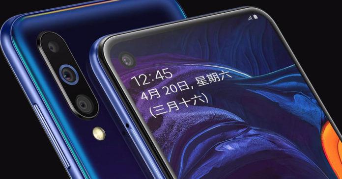 فناوری بلندگوی یکپارچه با نمایشگر سامسونگ گلکسی ای ۶۰ (Galaxy A60) به چه صورت است؟