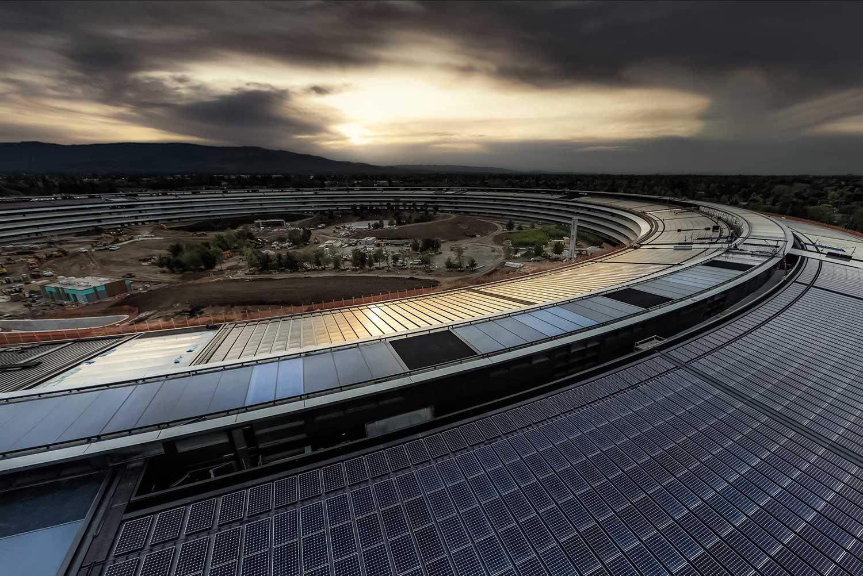 اپل پارک ششمین سازه گران قیمت دنیا