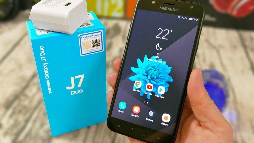 آپدیت اندروید ۹ سامسونگ گلکسی جی ۷ دو (Galaxy J7 Duo)