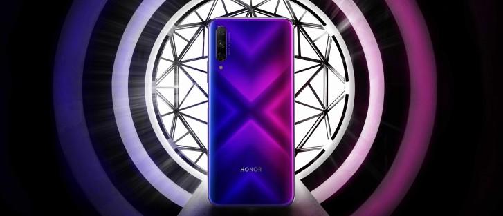 تصویر تبلیغاتی آنر ۹ ایکس (Honor 9X) را ببینید