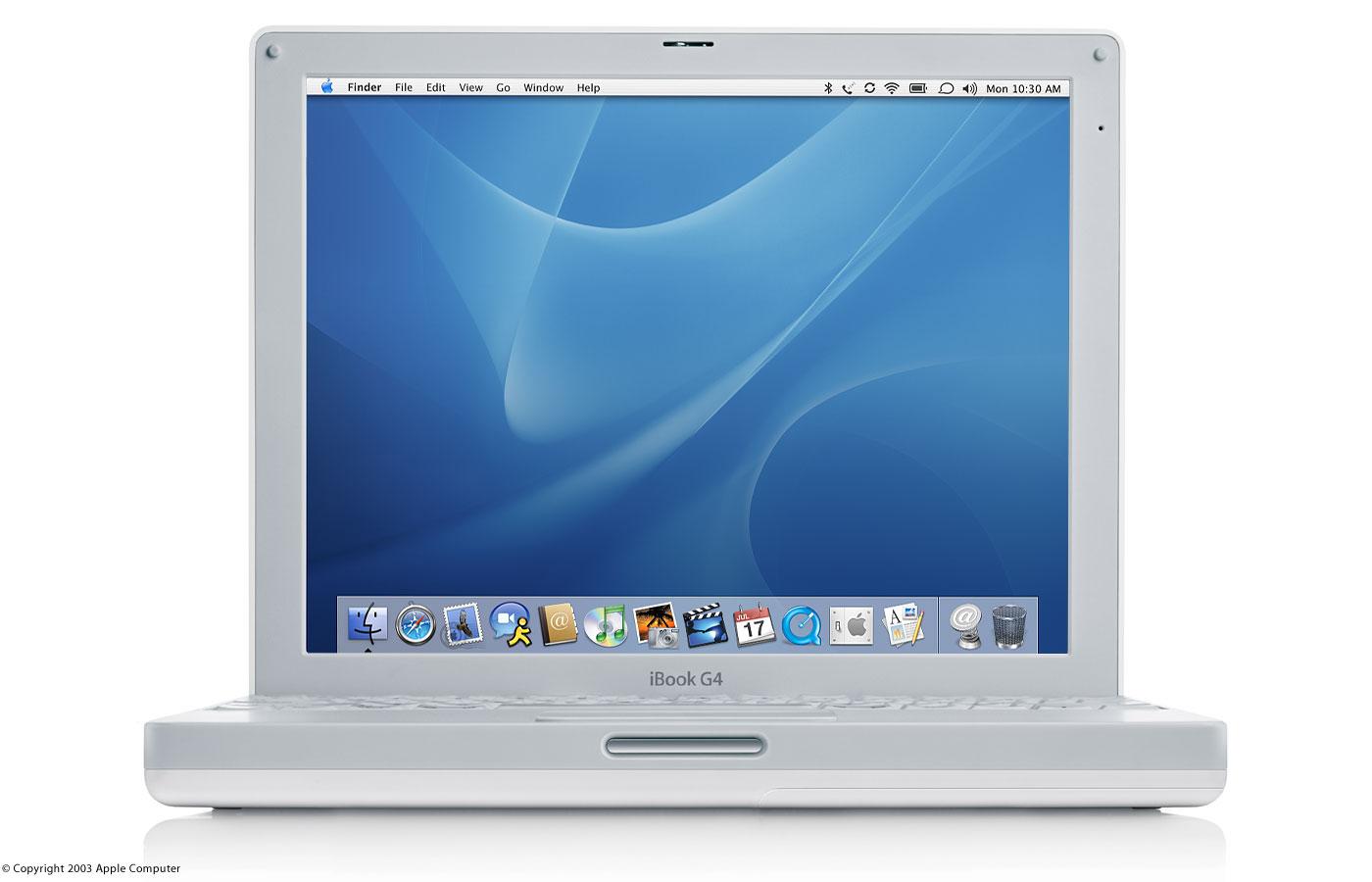 (iBook G4 (2000