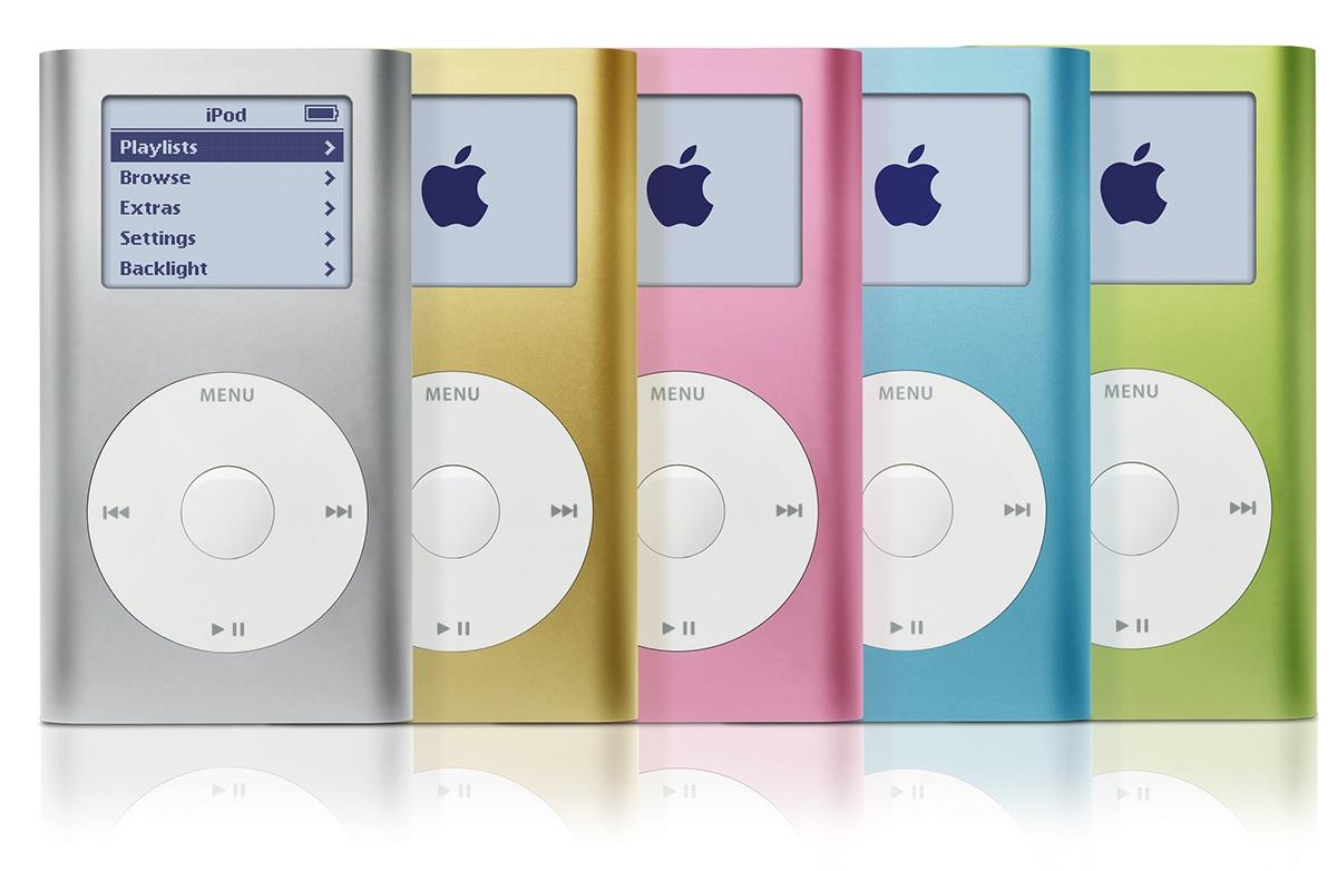 (iPod Mini (2004