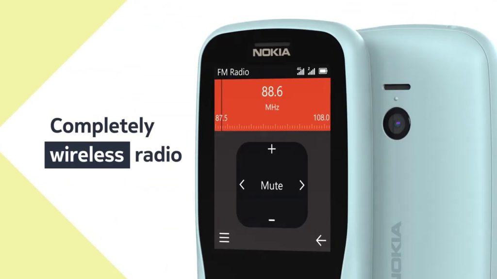 نوکیا ۲۲۰ با پشتیبانی از 4G