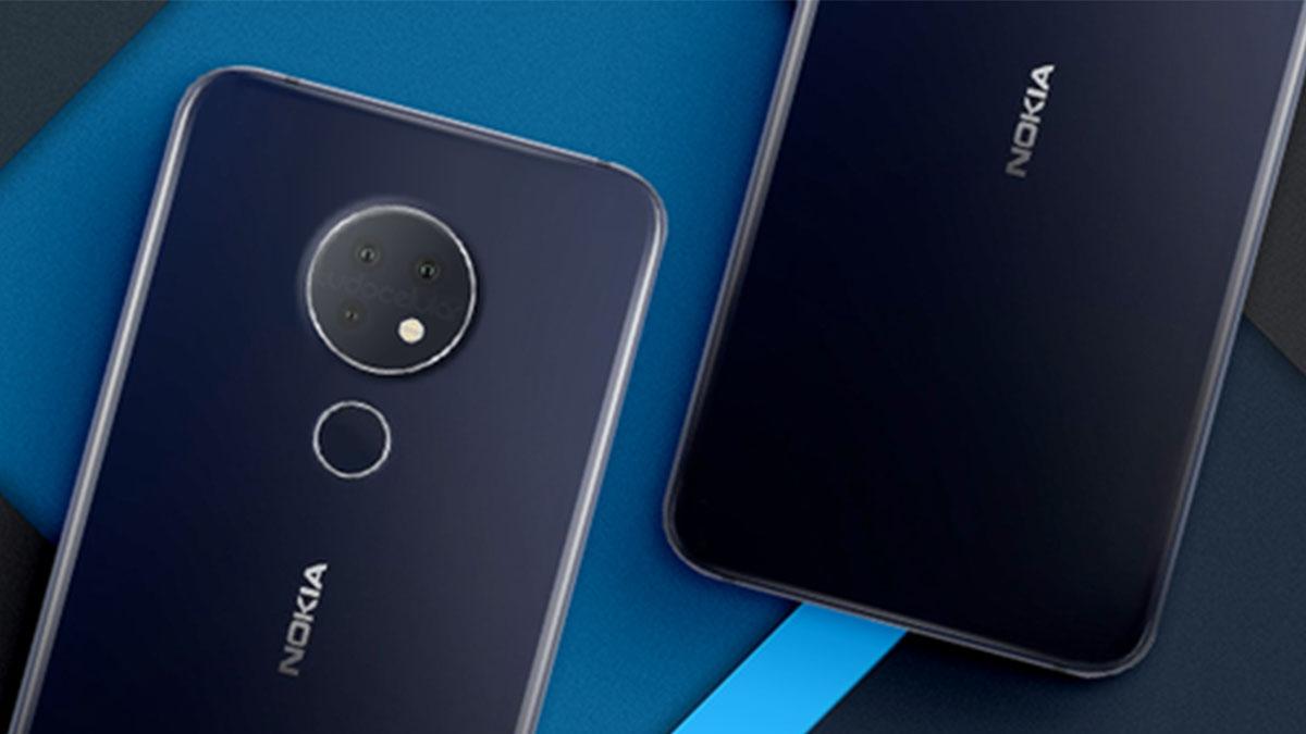 نوکیا ۵.۲ (Nokia 5.2) با دوربین سه گانه دارای طراحی دایره ای ارایه می شود