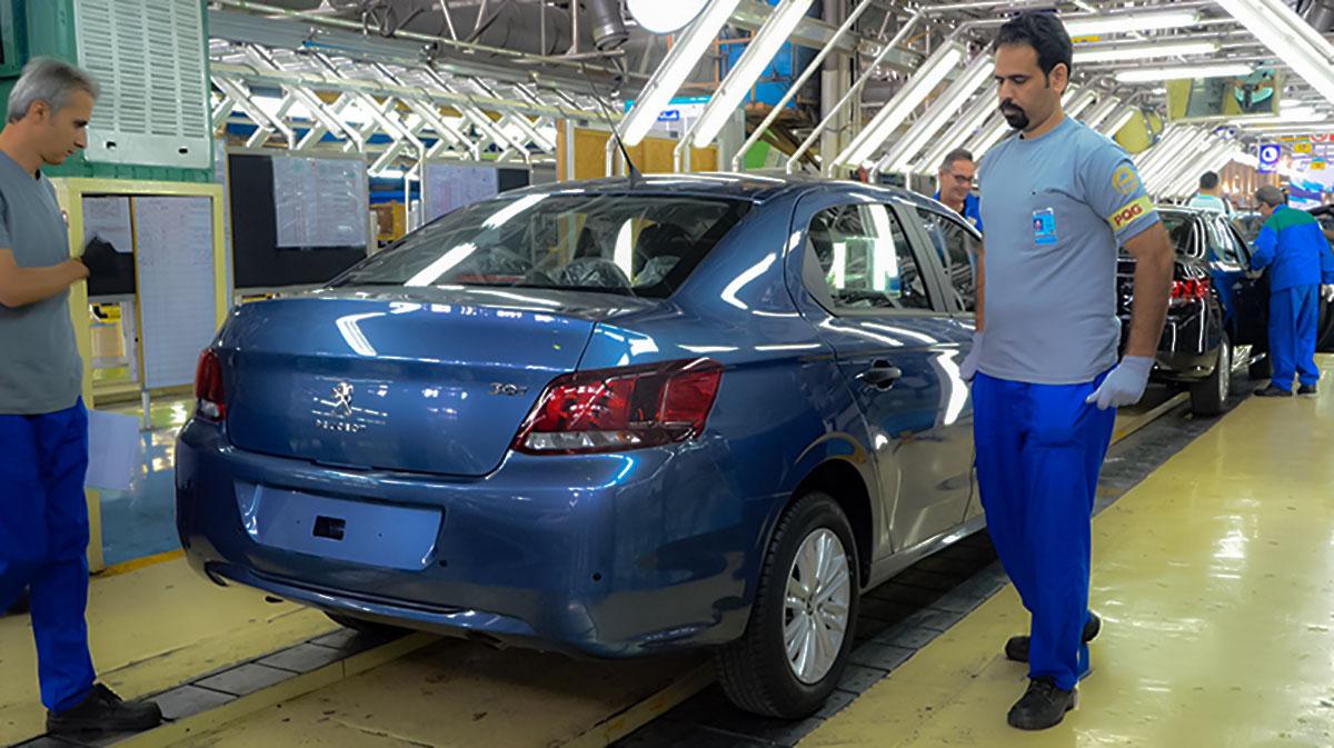 مشخصات تمام تیپ های پژو ۳۰۱ تولید ایران خودرو از دنده ای تا اتومات