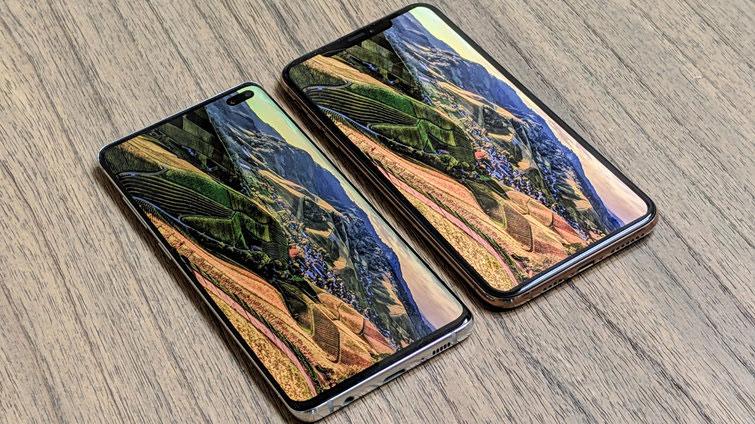 اپل غرامت ۶۸۳ میلیون دلاری را به سامسونگ برای عدم تحقق هدف خرید نمایشگر OLED از این شرکت، پرداخت می کند