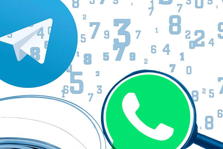 مشکل امنیتی واتس اپ و تلگرام