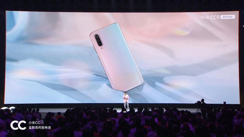 خانواده شیائومی سی سی ۹ (Xiaomi CC9) رسما معرفی شد