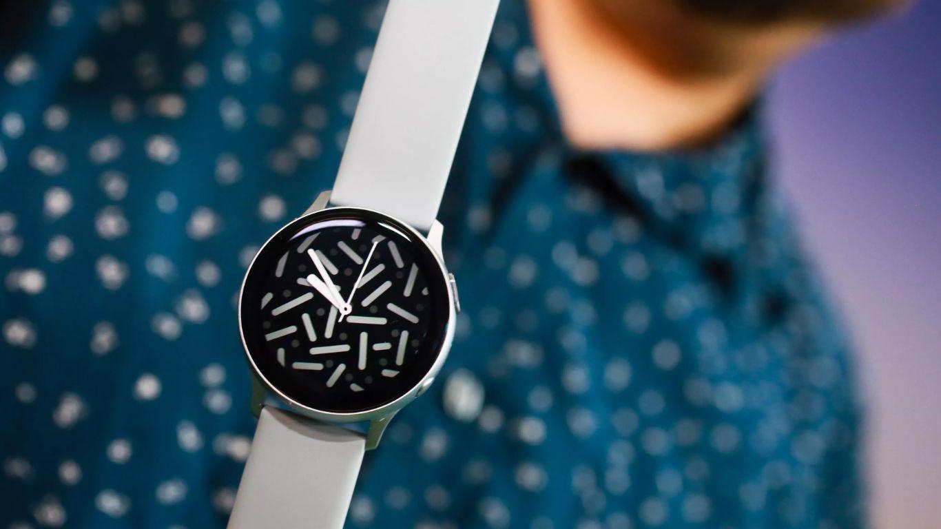 ساعت هوشمند سامسونگ گلکسی واچ اکتیو ۲ رسما معرفی شد