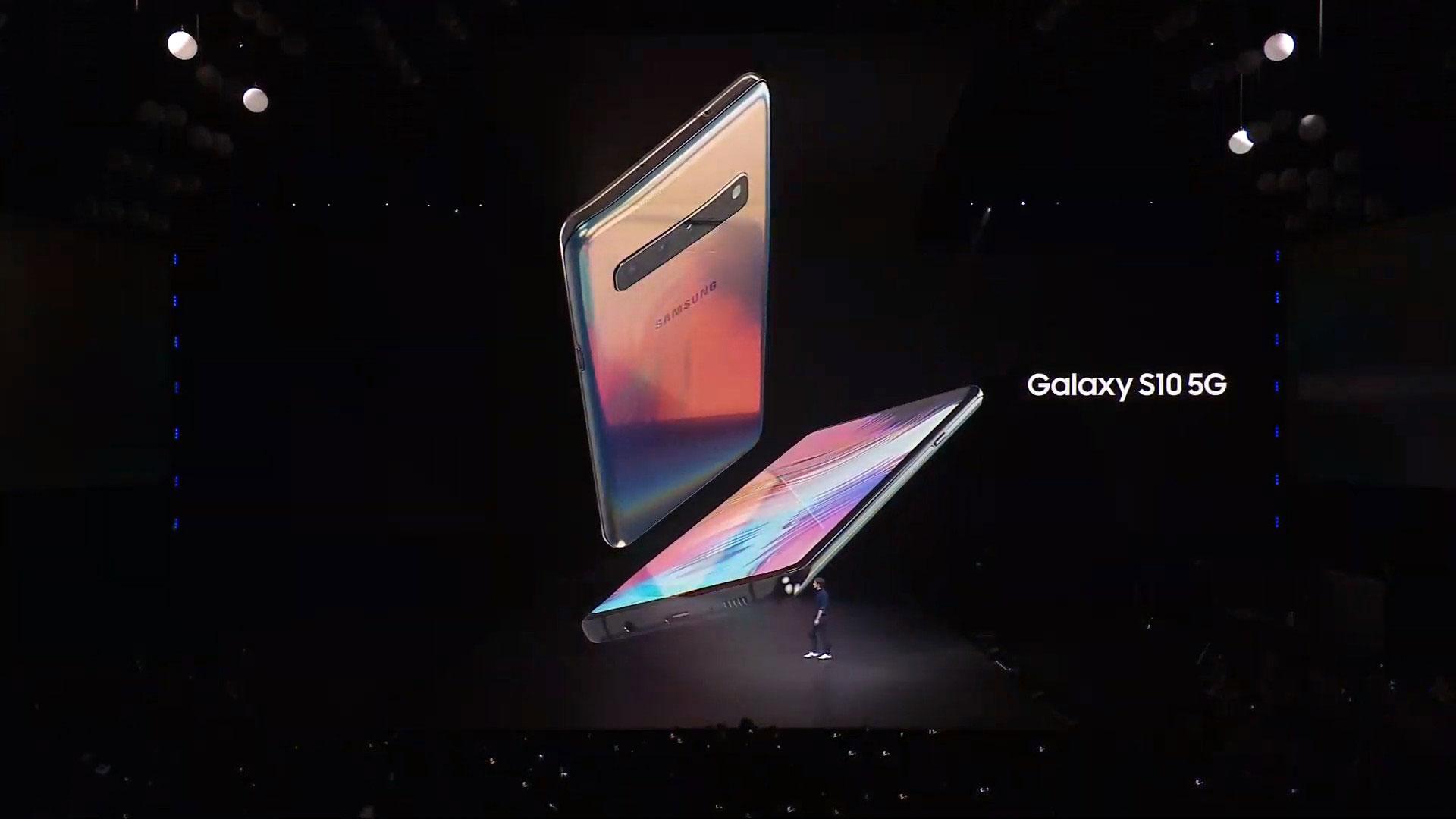 گلکسی اس ۱۰ 5G