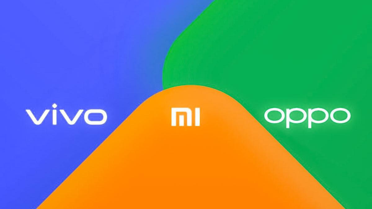 اتحاد شیائومی با اوپو و ویوو برای ارایه قابلیتی مانند AirDrop آیفون