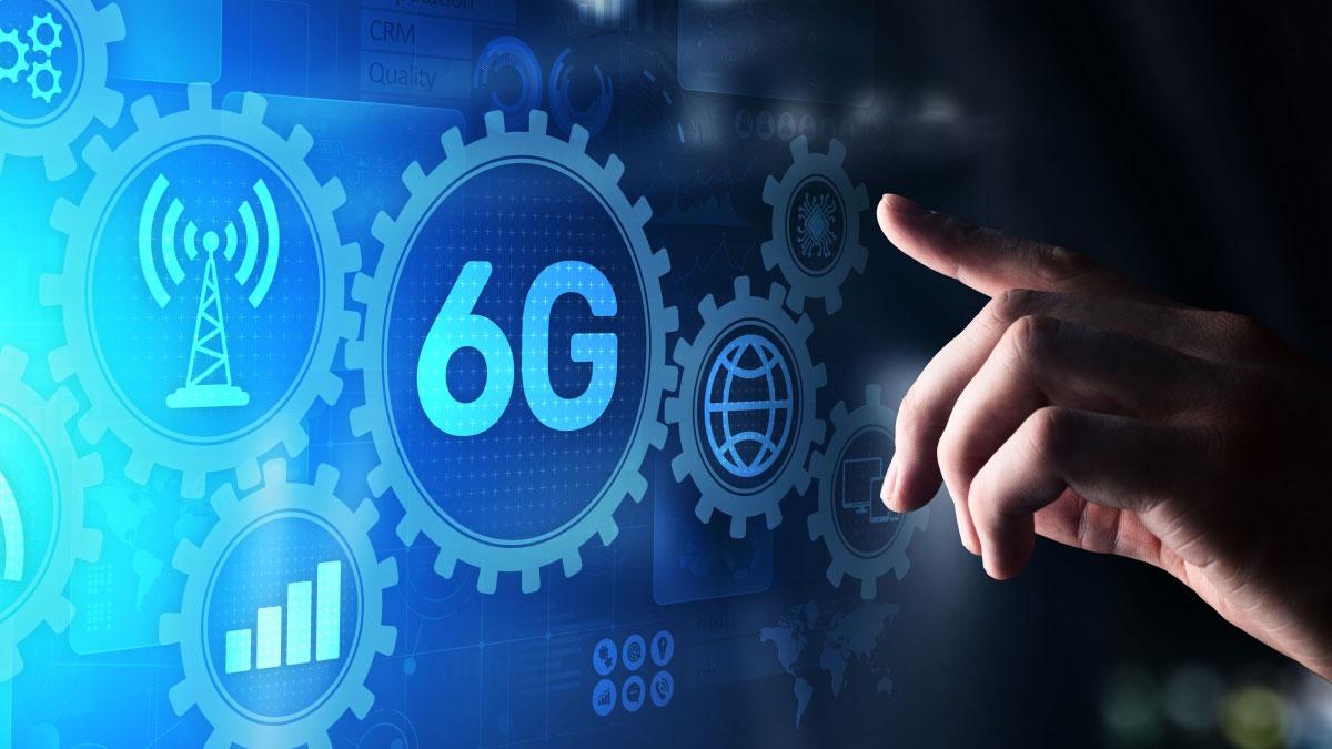 سرعت تئوری شبکه 6G به ۱ ترابایت می رسد