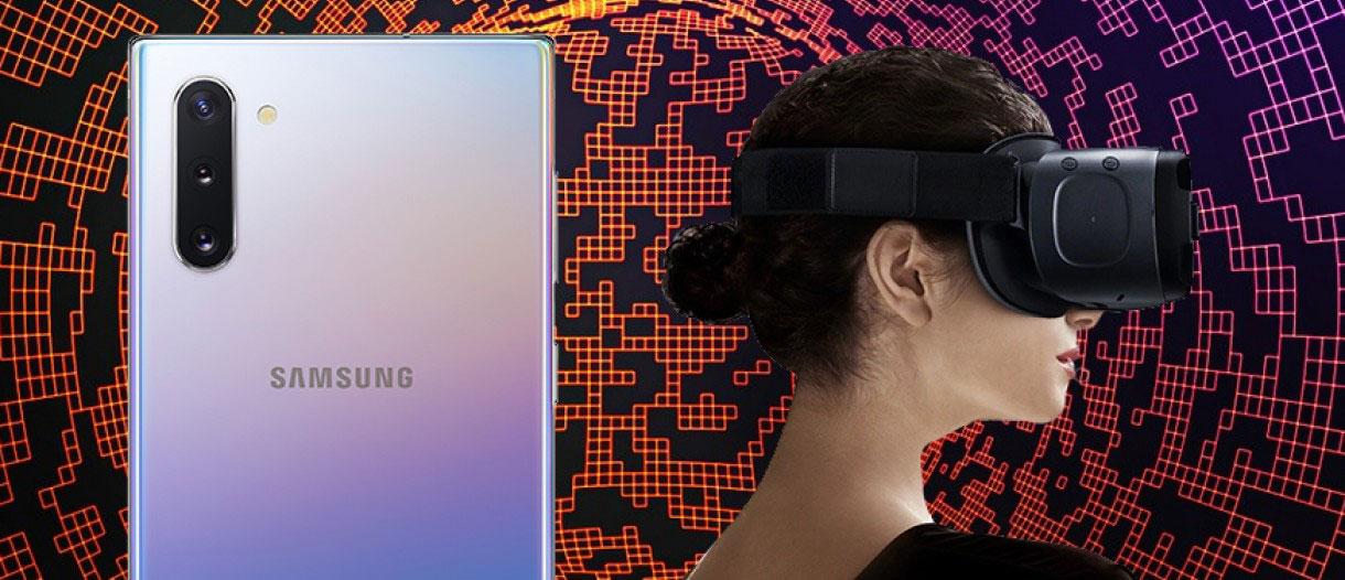 هدست Gear VR