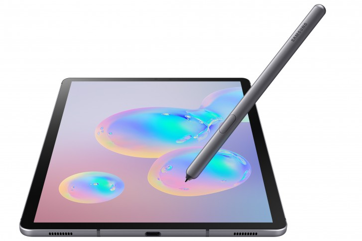یک تبلت میان رده سامسونگ با قلم S Pen در دست توسعه است