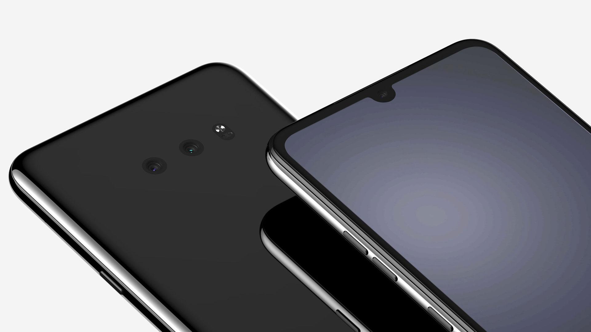 ال جی جی ۸ ایکس (LG G8X) را با ناچ قطره ای، دوربین دوگانه و جک ۳.۵ میلی متری صدا ببینید