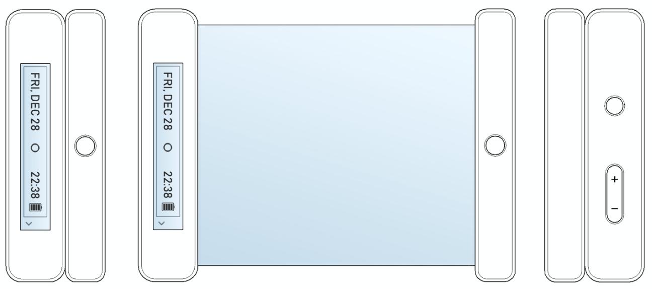 نام های متفاوتی برای گوشی لول شونده ال جی ثبت شده است