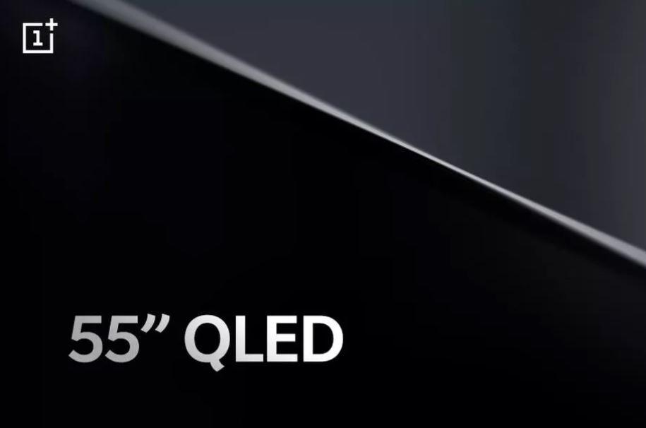 تلویزیون وان پلاس با پنل ۵۵ اینچی QLED ارایه می شود