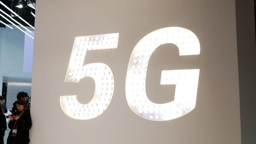 گوشی 5G ردمی