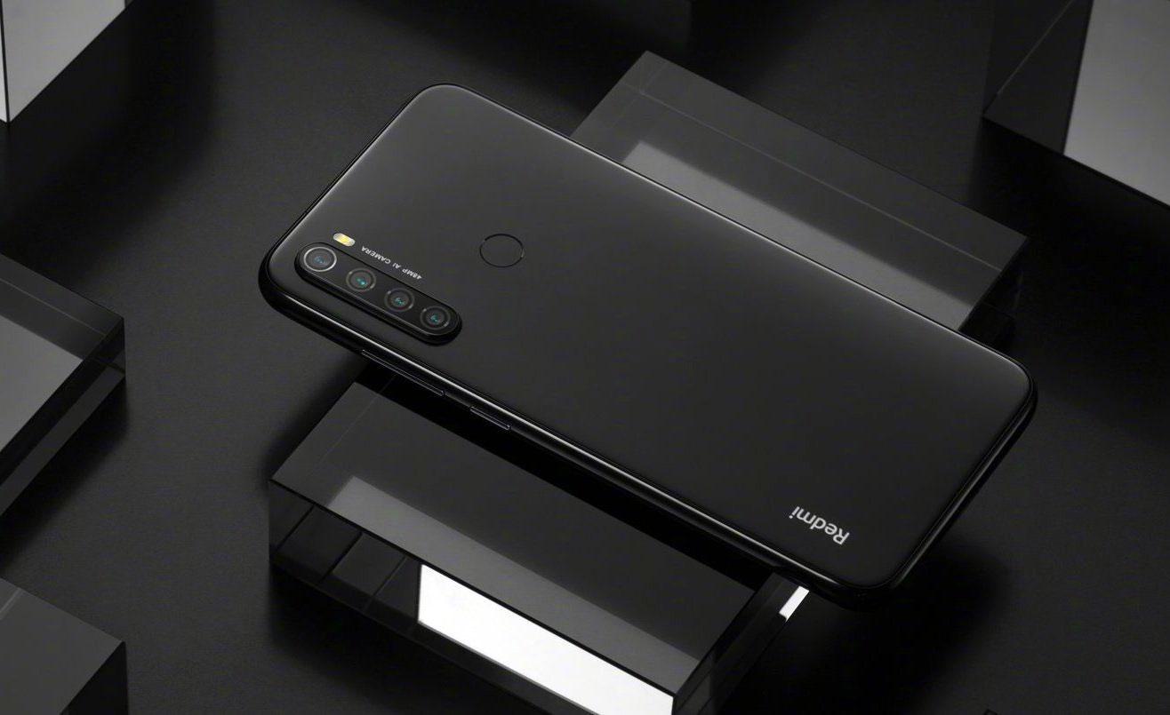 ردمی نوت ۸ (Redmi Note 8) با دوربین ۴۸ مگاپیکسلی چهارگانه و اسنپدراگون ۶۶۵ به قیمت ۱۴۰ دلار رسما معرفی شد